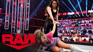 Alexa Bliss vs. Nikki Cross: Raw, Nov. 23, 2020