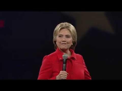 Hillary Clinton - 2015 IDP Jefferson-Jackson Dinner