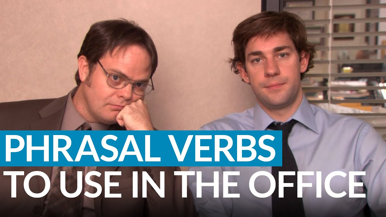 english at work 10 phrasal verbs for the office pictures d