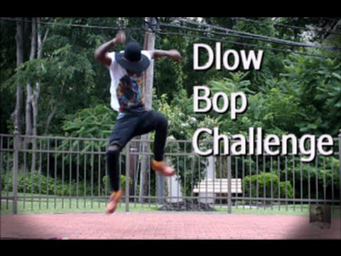 Dlow Bop Challenge | (Official Dance Video) | @MalikTheMartian