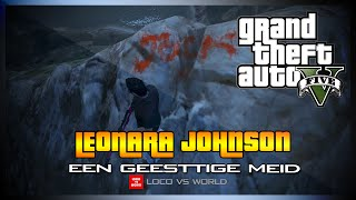 Leonora Johnson, Een geestige meid - GTA V Gameplay