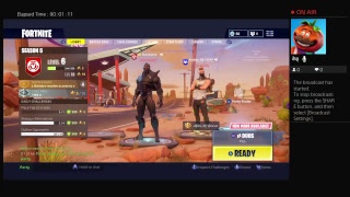 Fortnite battle royale with Louis and robby