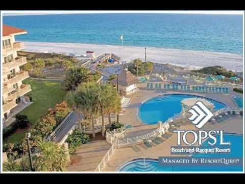 Tops L Beach Racquet Resort Real Estate Destin Fl