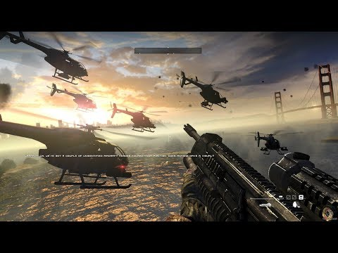 Most Beautiful Mission From Awesome Shooter Game On PC Homefront 2011