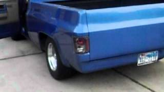 My 1983 Chevy Truck c10 New 383 Stroker Motor