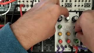 Behringer 2500 Filtamp 1006 Eurorack module