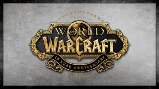 World of Warcraft 「 15e anniversaire Aile de Mort en monture !?」