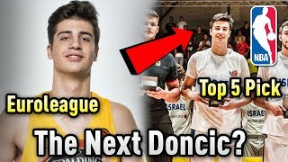 The 17 Year Old European PHENOM Who Many Believe Is The NEXT LUKA DONCIC!