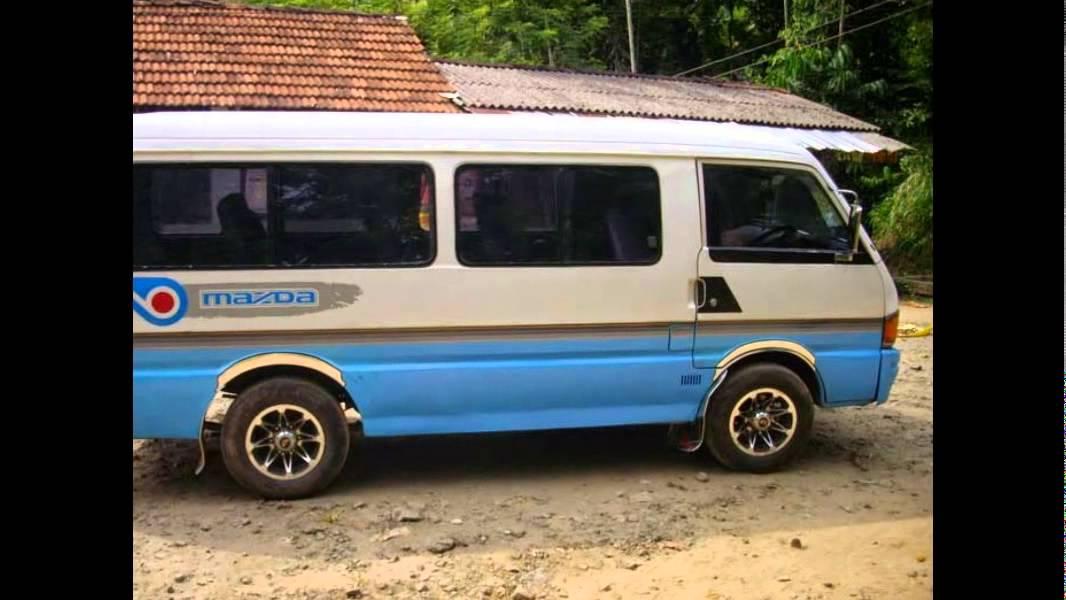 Mazda Browny van for sale in Srilanka (www ADSking lk)