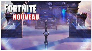 Fortnite en: TRAILER new sword and new MODE on FORTNITE BATTLE Royal!