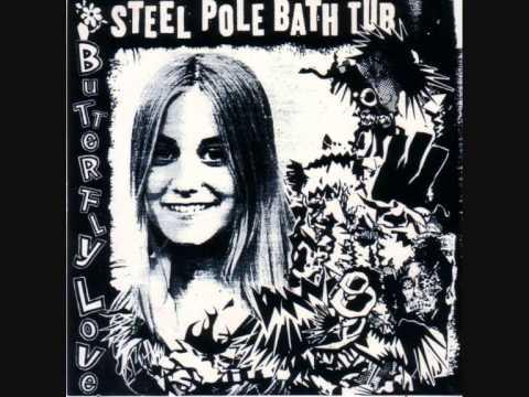 Steel Pole Bath Tub  Butterfly Love, 1989