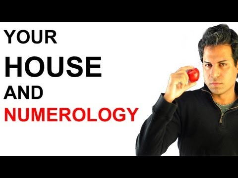 Numerology House Number Viberation Remedies (Astrology Secrets)