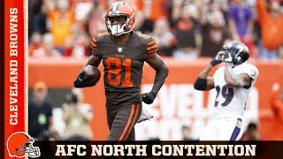Browns Have a Shot at Winning the AFC North | Cleveland Browns