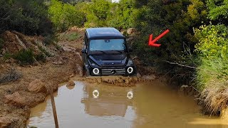 Off-Roading in Spain with the NEW G-Class - Vlog