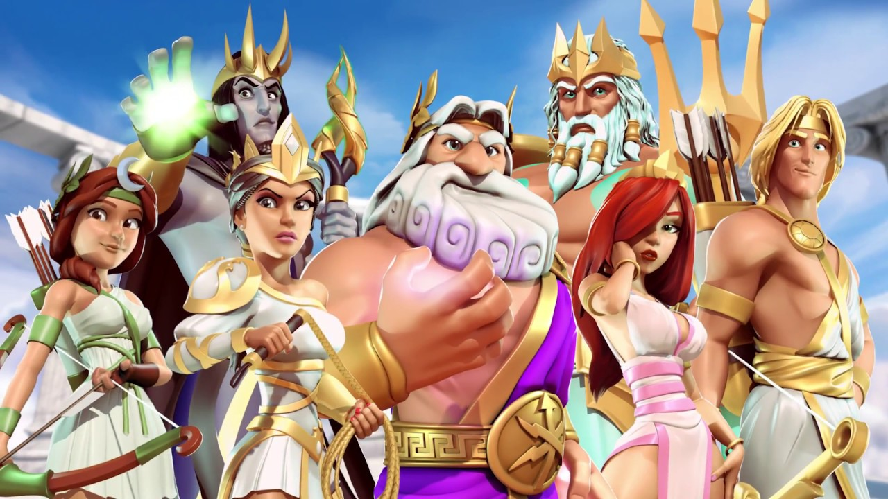 Gods Of Gaming