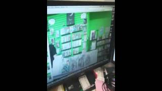 @garymglaser - Motion Capture/Face Capture,  Henry Ford College,  VTL Lab, #katch