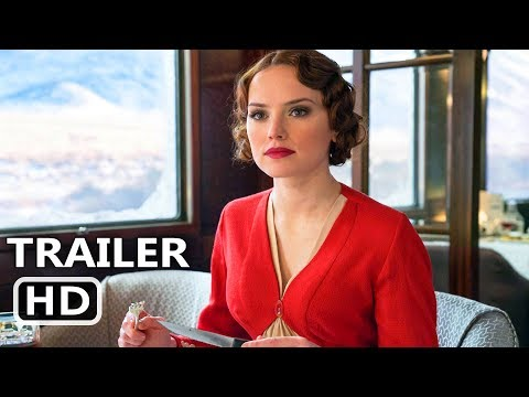 Save MURDЕR ON THE ΟRIENT EXPRЕSS Official Trailer (2017) Daisy Ridley, Johnny Depp, Mystery Movie HD Images