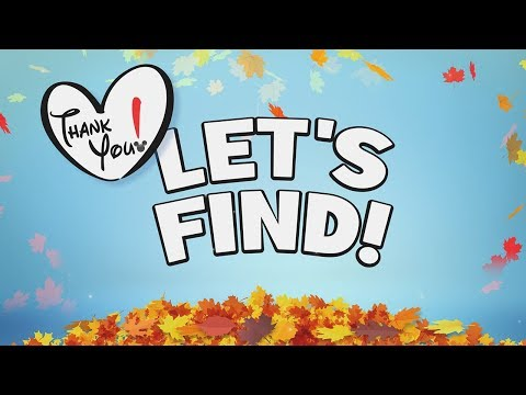 Let's Find With Nancy, Vee and Goofy! | Thank You Celebration Month | Disney Junior