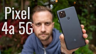 Pixel 4a 5G Real-World Test (Camera Comparison & Battery Test)