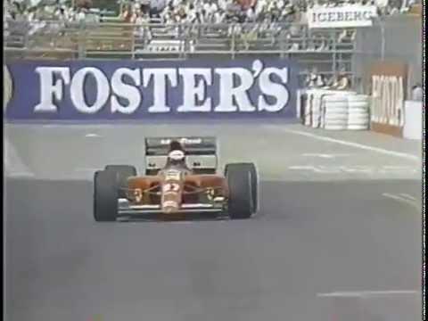 1991 F1 Rd.1 アメリカGP 予選