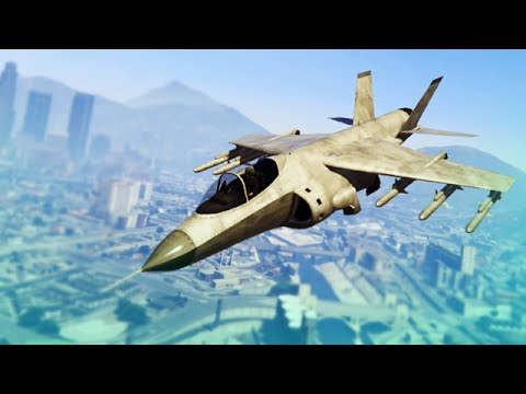 GTA 5 Stunts - Crazy Hydra Stunts! - (GTA V Stunts & Fails)
