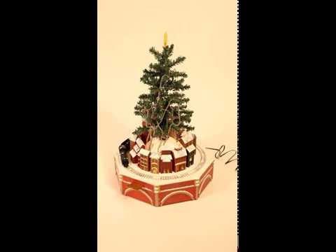 Hallmark The Polar Express Musical Animated Christmas Train Decoration