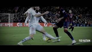 Neymar Jr vs Atlético Madrid ● Fights & Brawls ● HD