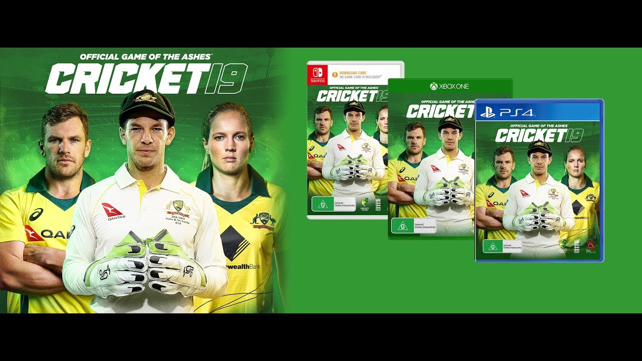 Cricket 19 PC Version Full Game Free Download 2019 · FrontLine Gaming