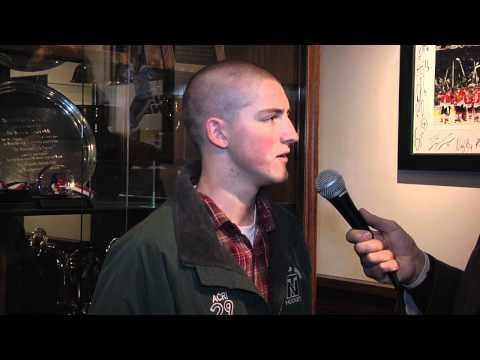 Chet Coppock Interviews Bob Acri of New Trier Hockey