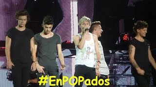 "ONE DIRECTION cantan ""One way or another"" en México Concierto Foro Sol 2013 #EnPOPados"