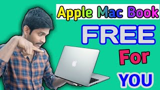 Free Laptop kaise paye   How to get free Apple laptop   फ्री लैपटॉप Tutorial