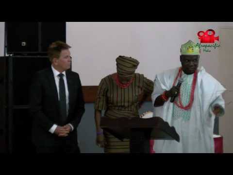 Official launching of Yoruba society of Western Australia Inc. (YSWA)-4