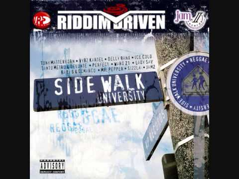 Sidewalk University Riddim Mix (2006) By DJ.WOLFPAK