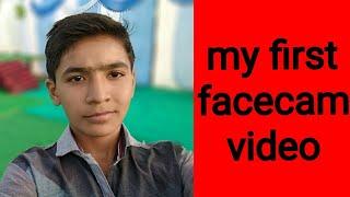 My first face cam video raksha bandhan special