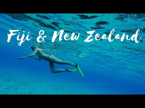 CARLY DOES NEW ZEALAND AND FIJI! | TRAVEL GUIDE