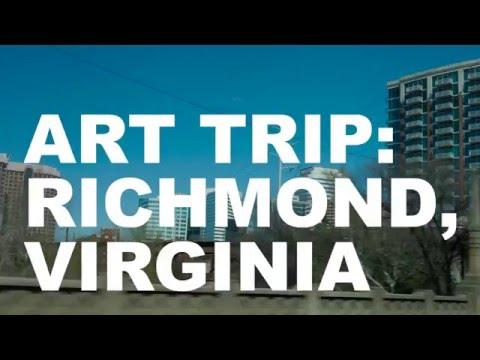 Art Trip: Richmond, Virginia | The Art Assignment | PBS Digital Studios