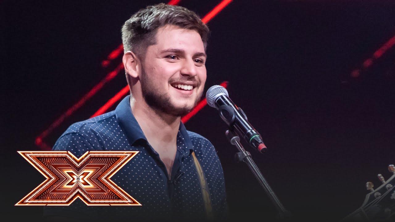 Nepotul lui Florin Salam a cucerit juriul de la X Factor. Adrian Petrache a făcut furori cu chitara