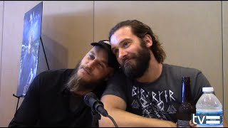 Vikings Season 3: Travis Fimmel & Clive Standen Interview