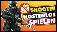 KOSTENLOSE SPIELE! - Alternativen für Counter-Strike, Battlefield und Call of Duty?