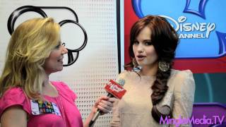 Debby Ryan Interview for Radio Rebel New Disney Channel Movie