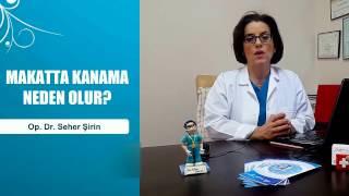 Makat Kanaması Hangi Hastalığın Belirtisidir? Op. Dr. Seher Şirin