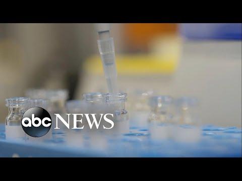 Race for coronavirus vaccine intensifies