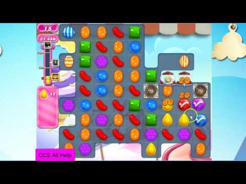 Candy Crush Saga Level 2328 NO BOOSTERS Cookie
