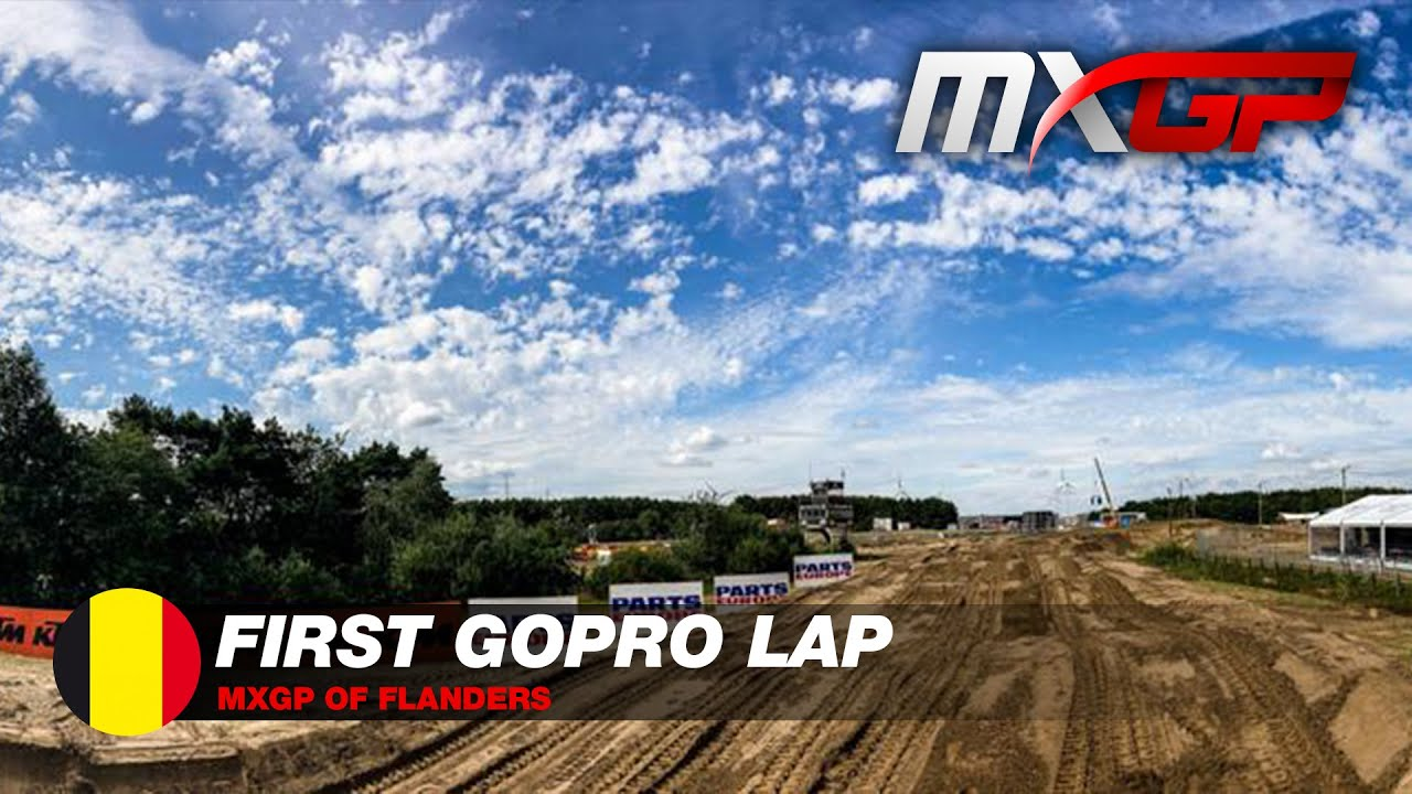 First GoPro Lap | MXGP of Flanders 2021 #motocross