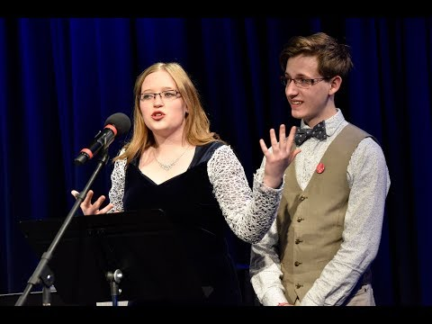 2018 Musical Theater Songwriting Challenge Finalists: Eliza Corrington & Braxton Carr