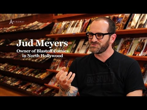 Comic Book Store Owner Shares Similarities Between Superhero Stories and Religion