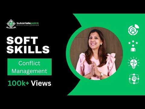 Soft Skills - Conflict Management