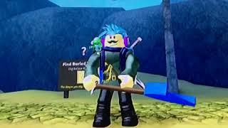DIGGING FOR TREASURE!!! (Roblox Treasure Hunt Simulator) Roblox on the Xbox #1