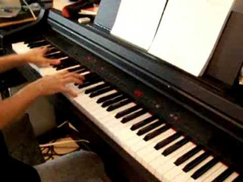 System of a Down - Aerials - piano cover