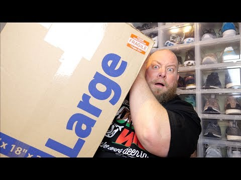 The LARGEST 20 Pound $200 Funko Pop Mystery Box I Have Ever Seen